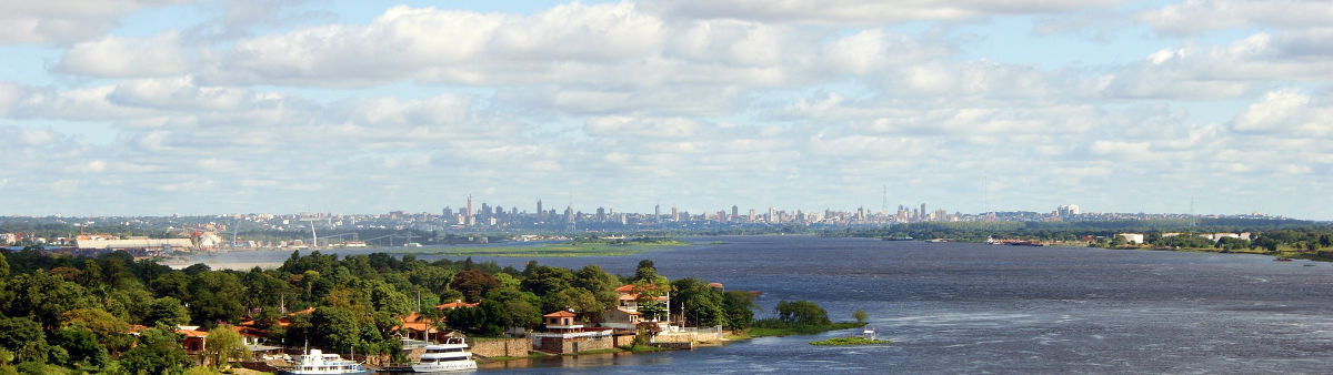 Asuncion Panoramabild